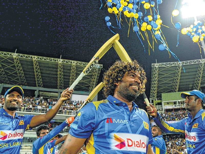 Sri Lanka trounce Bangladesh by 91runs to go one up in the ODI series