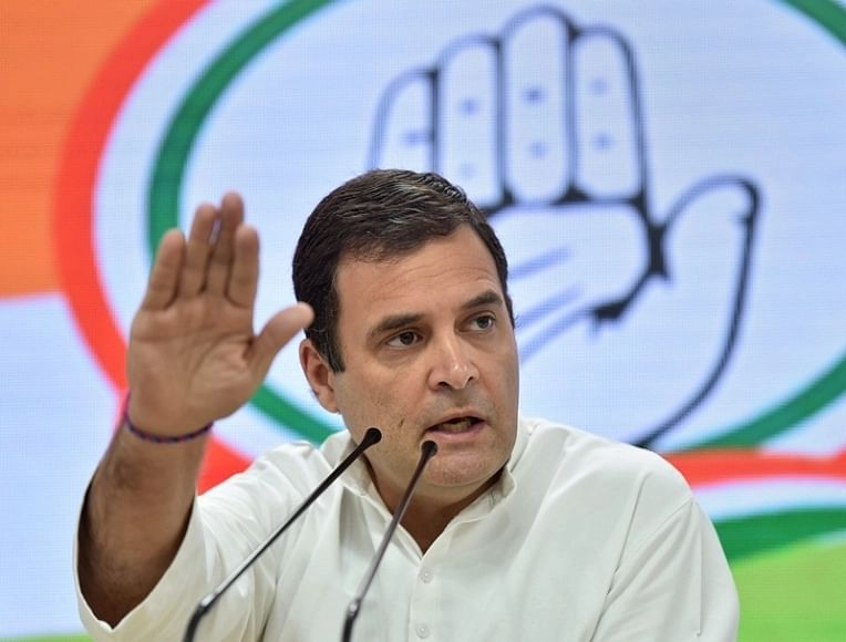 Rahul Gandhi to meet CMs of Congress-ruled states today