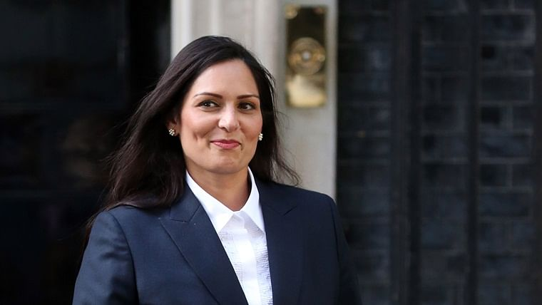 Priti Patel appointed UK's first Indian-origin Home Secretary