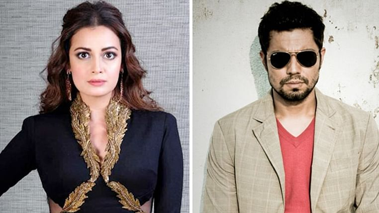 Dia Mirza's disparaging remarks against the forest department irks Randeep Hooda