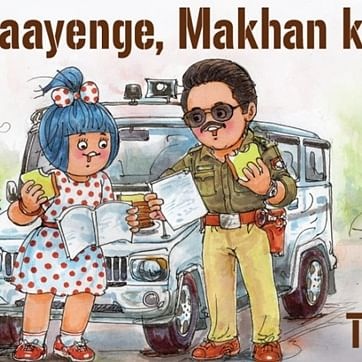 Amul appreciates Ayushmann Khurrana's 'Article 15' by giving it a buttery twist!