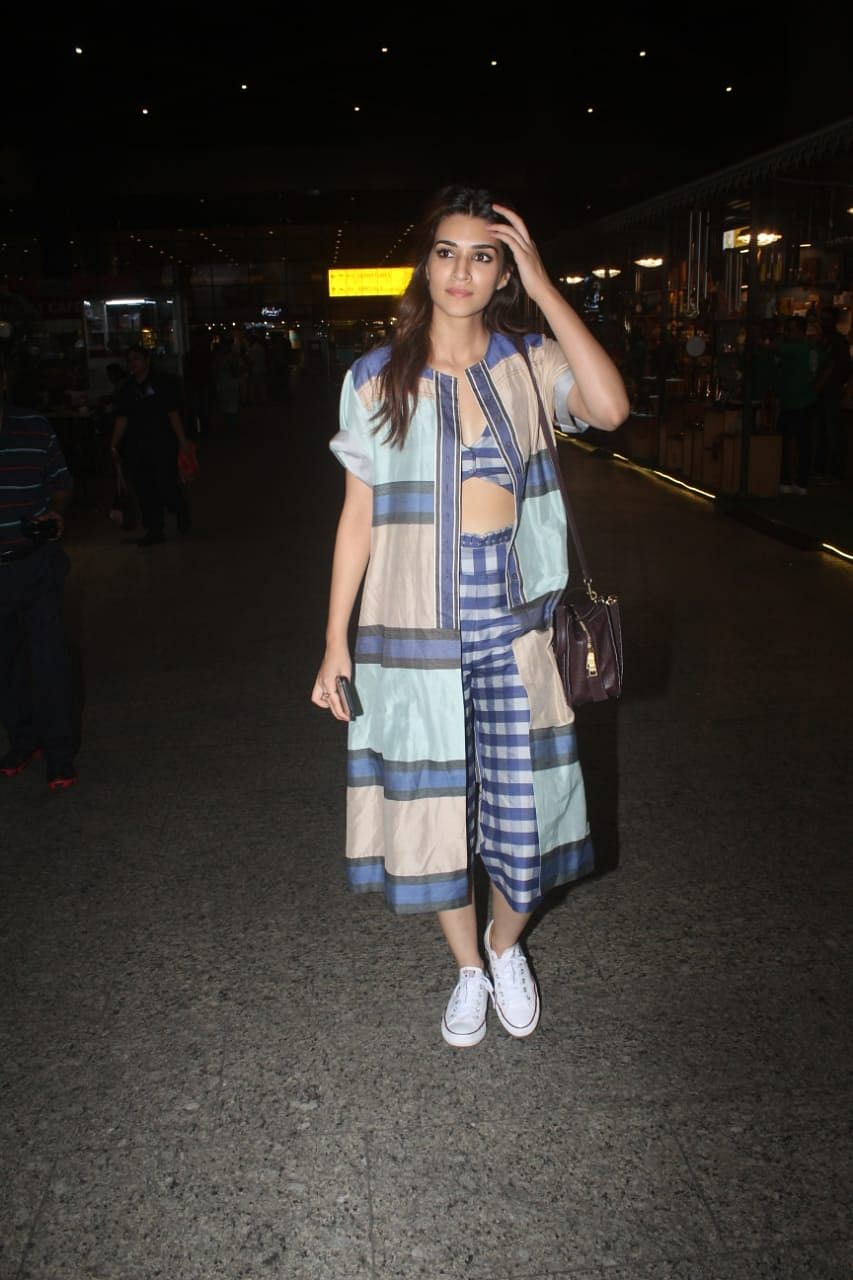 Clicked! Kriti Sanon, Parineeti Chopra, Janhvi Kapoor and more
