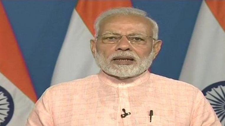 Prime Minister Narendra Modi asks BJP MPs to embark on 'padayatra' on Gandhi birth anniversary
