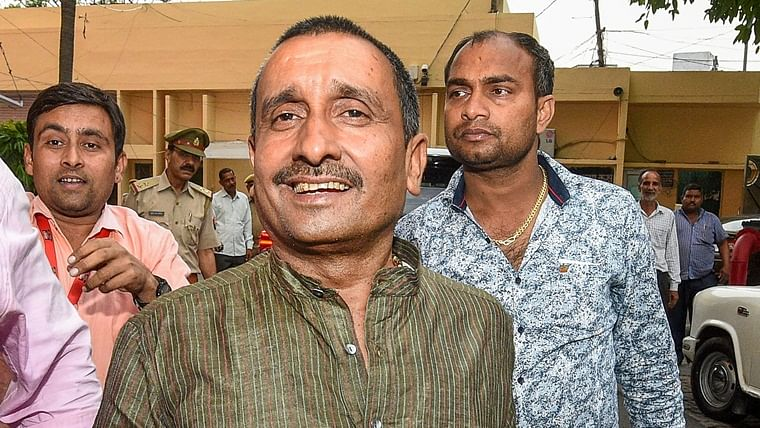 CBI books BJP MLA Kuldeep Singh Sengar, 10 others in Unnao rape survivor's accident case