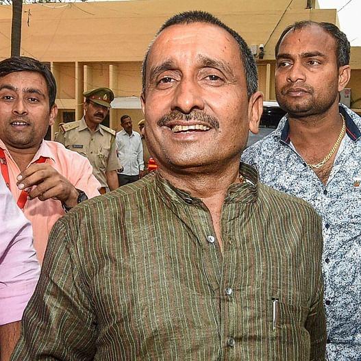 Unnao rape survivor's accident: I prayed for rape survivor's recovery, says UP MLA Kuldeep Singh Sengar