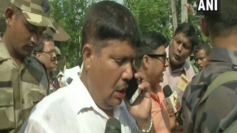 Mamata Banerjee trying to convert West Bengal into Kashmir, says BJP MP Arjun Singh