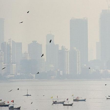 After heavy rainfall, Mumbai breathes cleaner air, but no improvement in Delhi's air quality