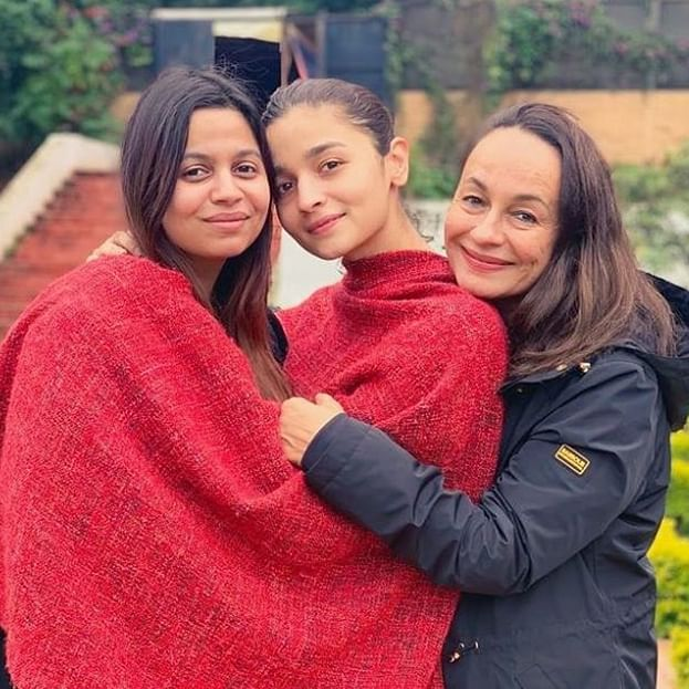 Alia Bhatt takes time off from Sadak 2 shooting, enjoys with family in Ooty