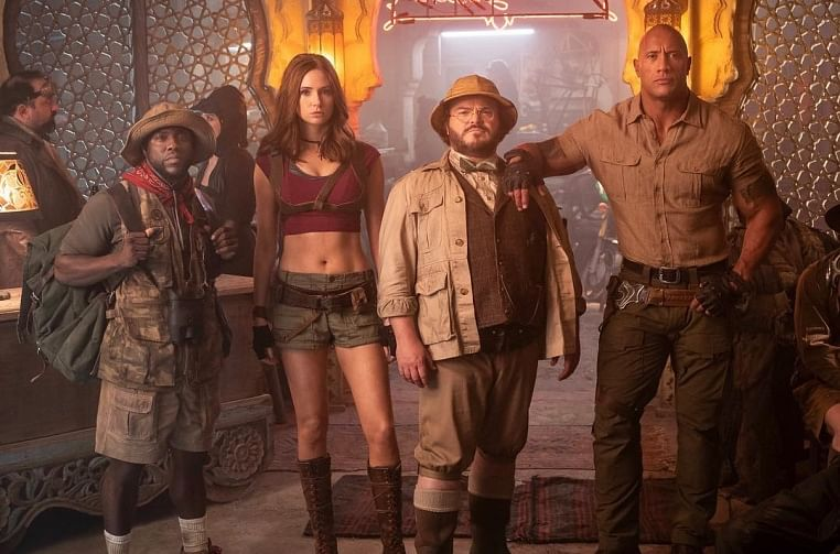'Jumanji: The Next Level' official trailer features new adventures in jungle