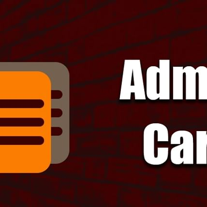 UGC NET 2020: How to download your admit card on ugcnet.nta.nic.in