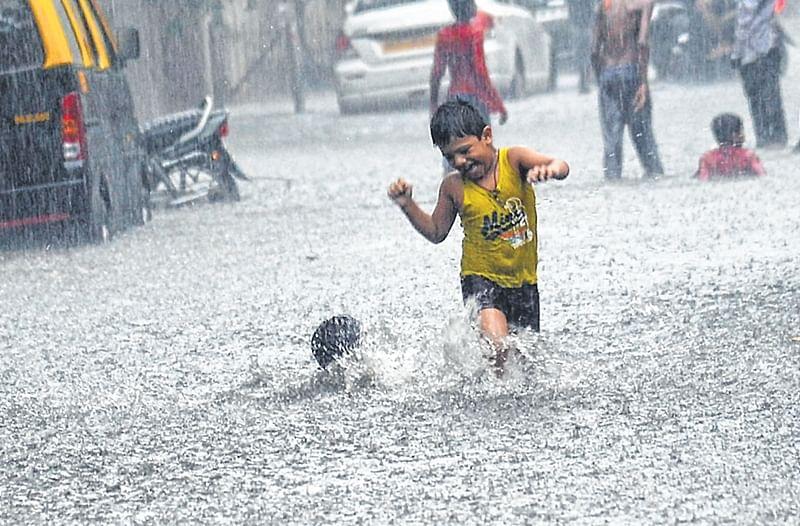 Indore: Rains finally lash whole city