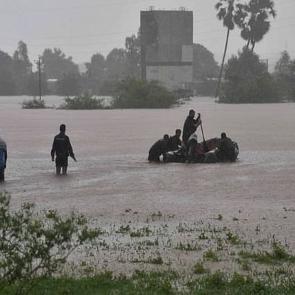 Mumbai: Water level in all lakes increases due to incessant rains
