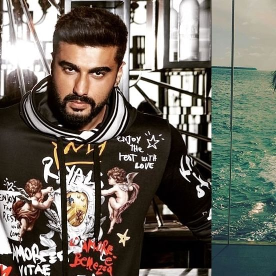 Arjun Kapoor leaves a hilarious comment on Malaika Arora's Instagram post