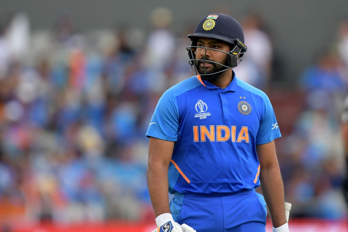 India vs New Zealand 1st Semi-Final: Rohit Sharma gone for 1, dismissed by Henry