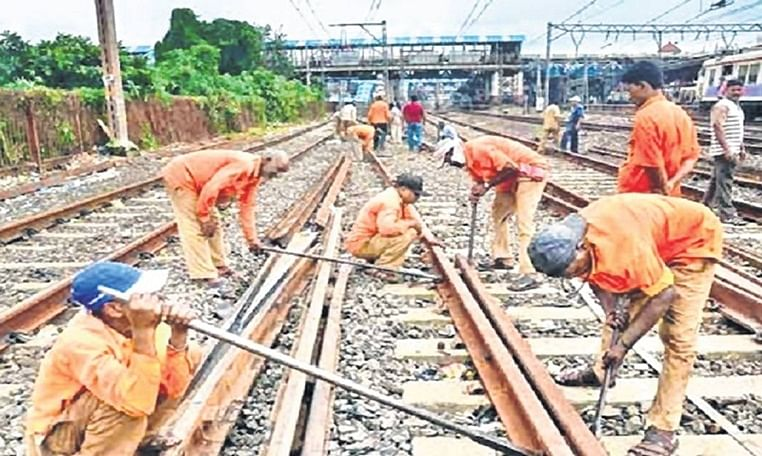 Mumbai: Central Railway to operate Mega Block this Sunday to carry out maintenance work