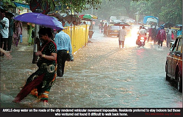 July 26 Mumbai floods and how nothing has changed even after 14 years