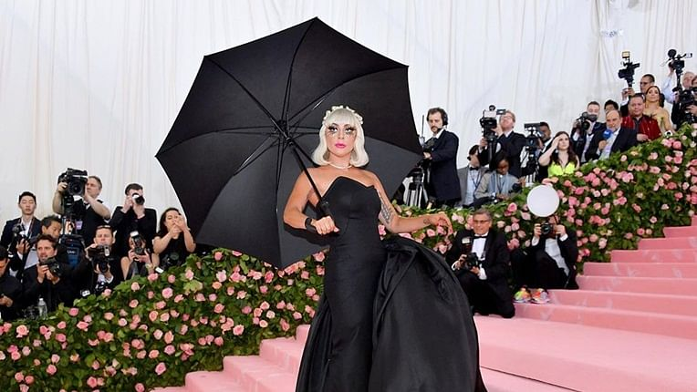 Forget Bradley Cooper, Lady Gaga spotted on a date with new man