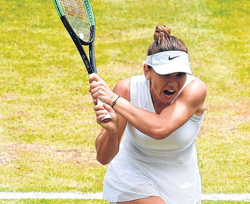 Wimbledon: Simona Halep makes maiden final