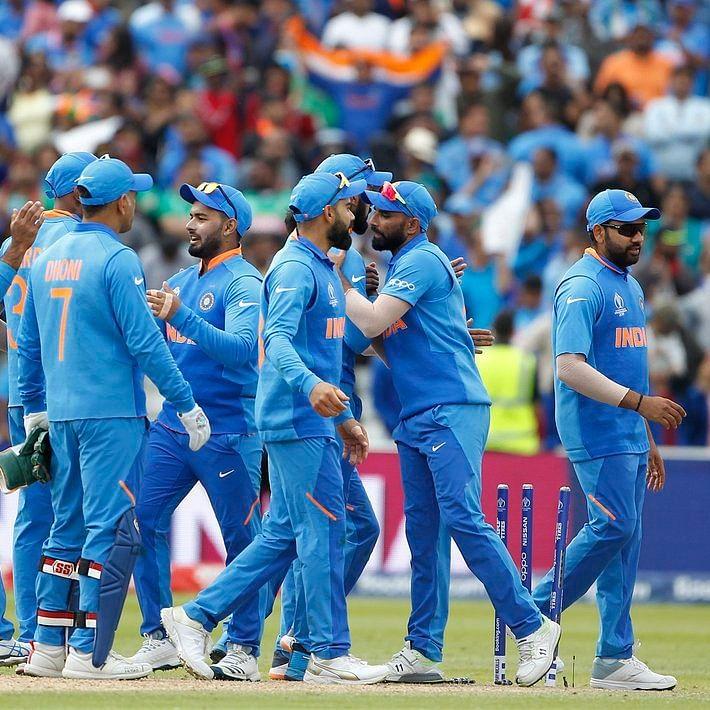 In Pics: World Cup 2019 -- India defeat Bangladesh by 28 runs, enter semis