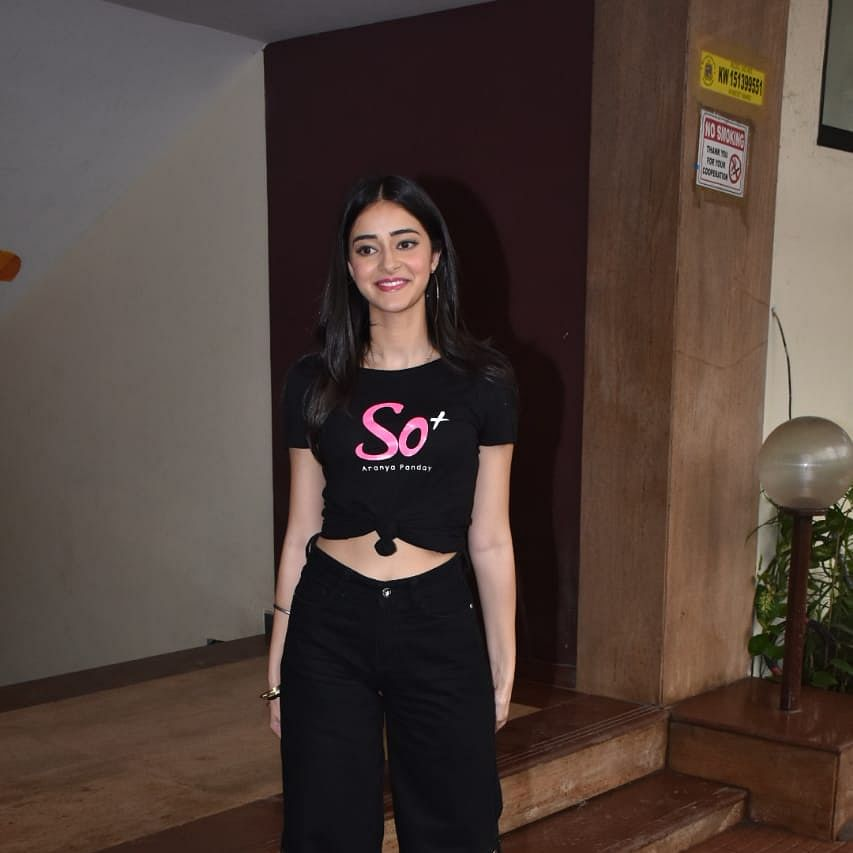 'Student of the Year 2' still seems so surreal, says Ananya Pandey as movie completes one year