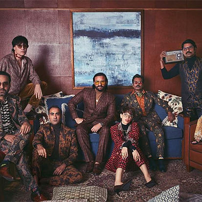 'Sacred Games 2' cast gives 70s retro vibes in this stunning photoshoot