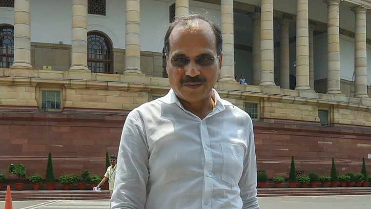 Speaking without doing anything is not introspection: Adhir Ranjan Chowdhury's dig at Kapil Sibal