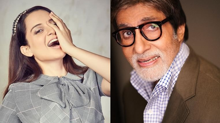 Can the media successfully ban Kangana Ranaut like it did Amitabh Bachchan 15 years ago?