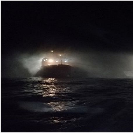Alerted by Indian agencies, Sri Lankan coast guard intercepts boats carrying drugs from Karachi