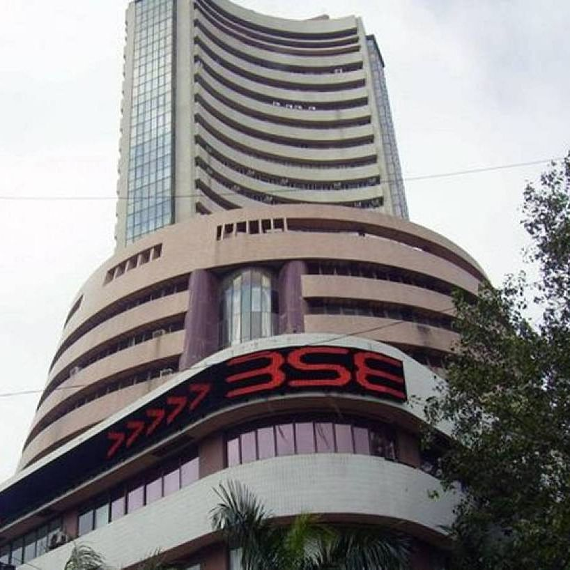 Sensex tumbles over 289 pts, Nifty dropped 103 pts; bank, auto stocks drag