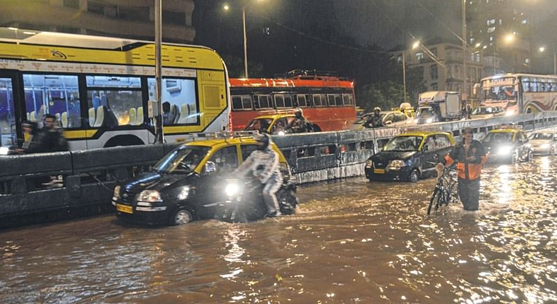 Mumbai: No July 26 deluge but took 260 min for 26 km!