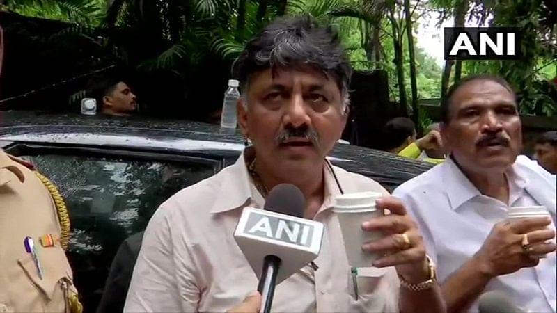 After cancelling booking, Mumbai hotel serves tea, doughnuts to Karnataka Congress Minister Shivakumar