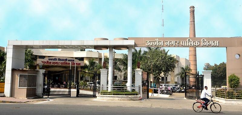 Ujjain: Despite stay order, UMC demolishes construction