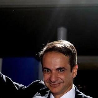 Kyriakos Mitsotakis sworn in as Greek PM after big win