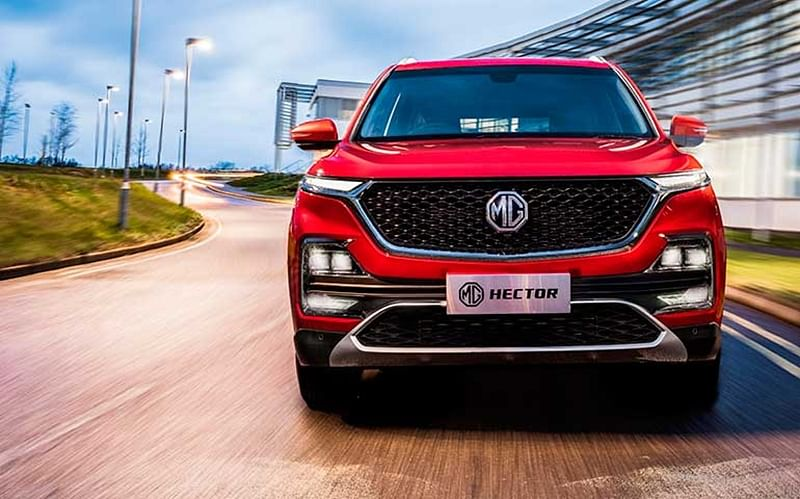 Hector sold out for 2019, MG Motor stops bookings