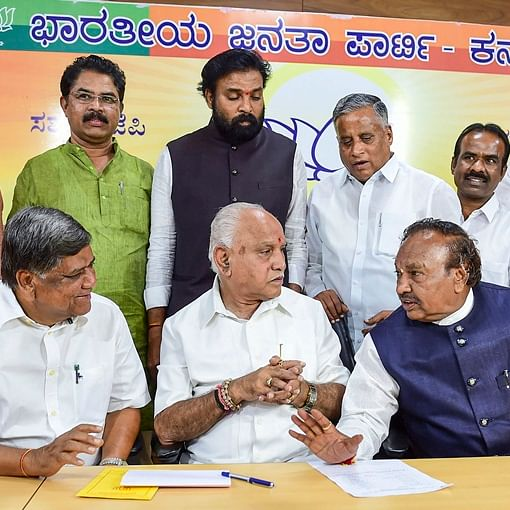 Ahead of Karnataka Assembly Session: BJP reiterates demand for floor test; Congress legislative party meets