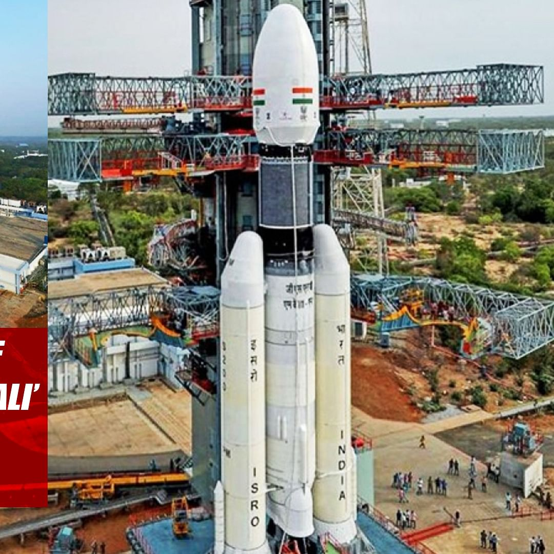 Countdown For Lift-Off Of India's Heavy Rocket 'Bahubali' Carrying Chandrayaan-2 To Begin Tomorrow
