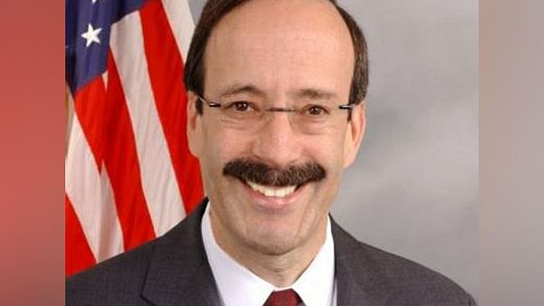 US Representative and Chairman of the House Committee on Foreign Affairs, Eliot L. Engel