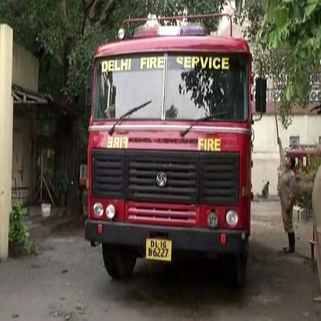 Delhi: Fire breaks out at Kidwai Bhawan; no casualties reported