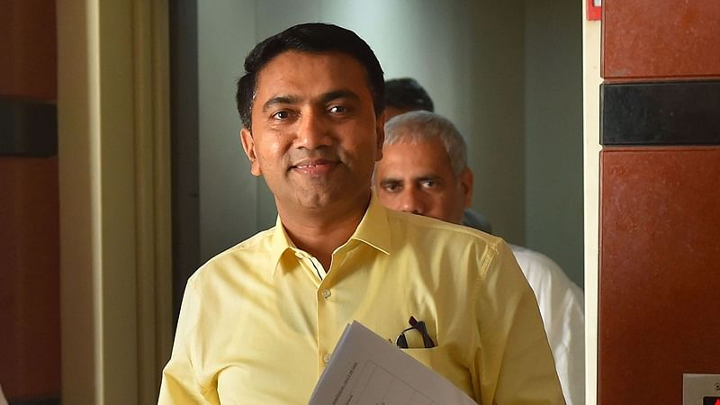 New cabinet ministers to be sworn in at 3 pm on Saturday: Goa CM Pramod Sawant
