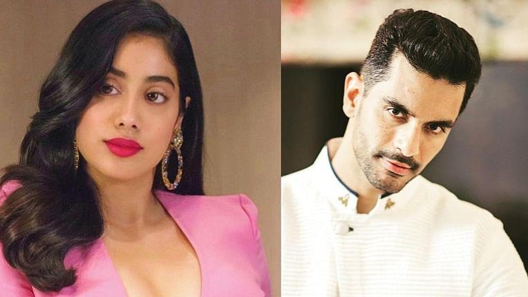 Angad Bedi praises Janhvi Kapoor, calls her the most spontaneous artiste