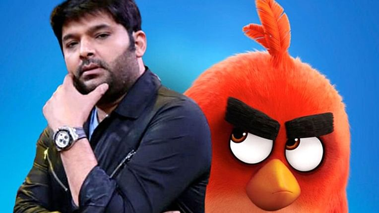 Kapil Sharma to give voice for character 'Red' in the Hindi 'The Angry Birds Movie 2'
