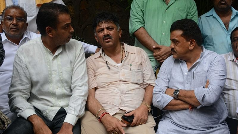 BJP, officials misused their authority; it's matter of shame: DK Shivakumar on being 'forcibly deported' to Bengaluru