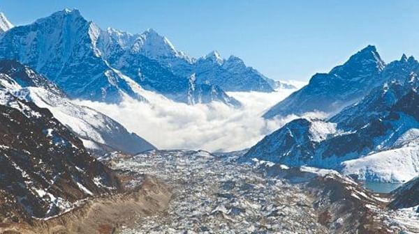 Six Himalayan glaciers receding 13 to 33 mm/yr: Government