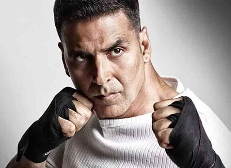 VIDEO: Akshay Kumar takes the Bottle Cap Challenge and NAILS it!