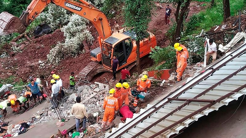 Death toll in Himachal Pradesh building collapse climbs to 13