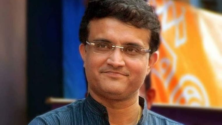 'Not just you, Dada': Twitter relates with Sourav Ganguly's latest picture