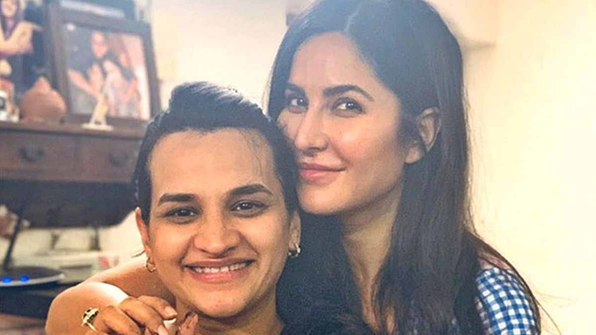 Katrina Kaif attends the baby shower of her manager and shares this lovely post