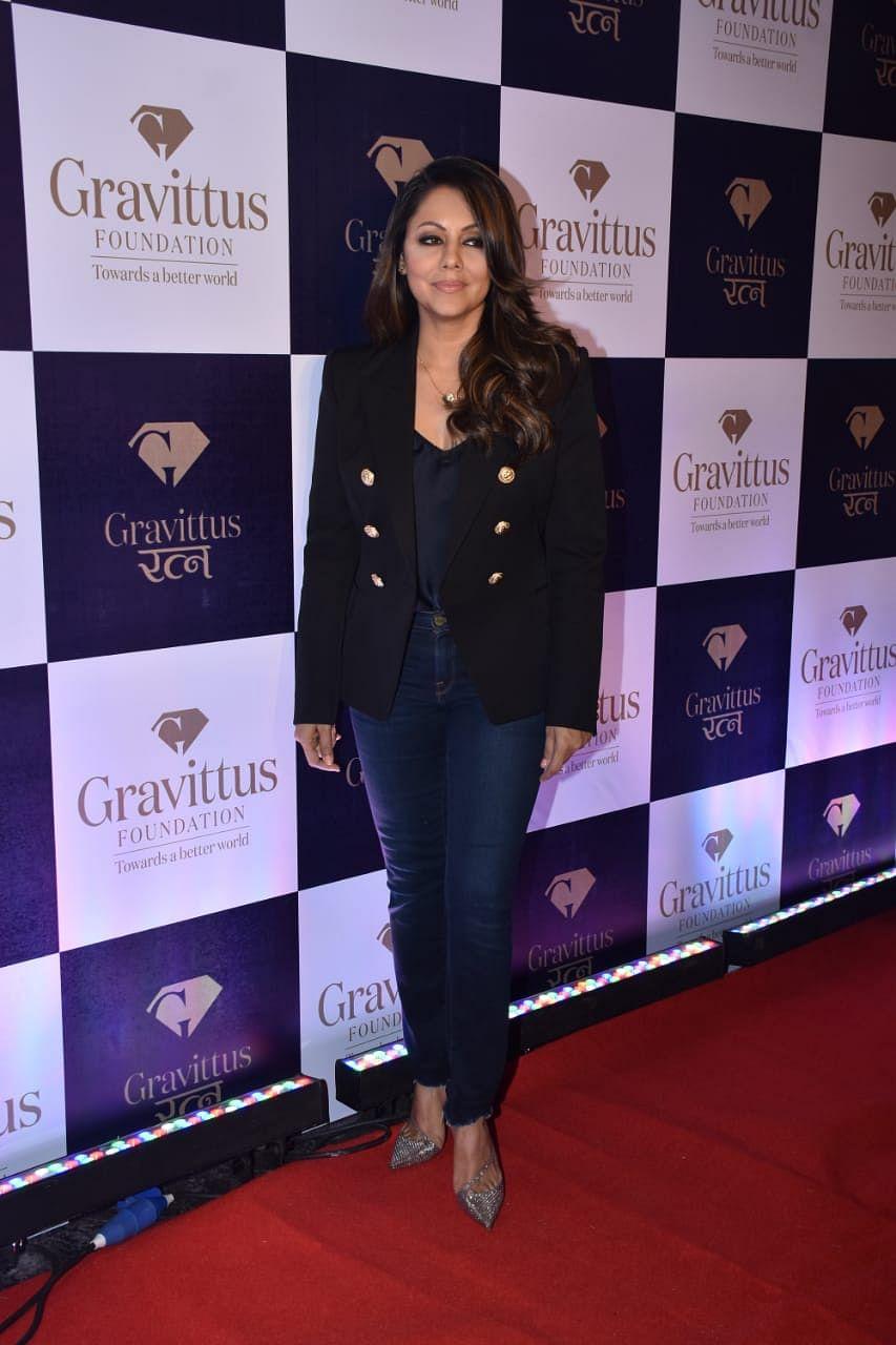 Gauri Khan at a book launch
