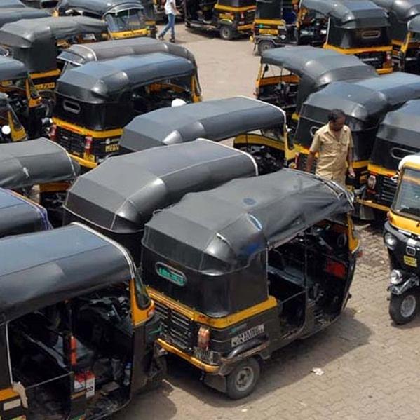 Maharashtra autorickshaw drivers' union call off indefinite strike