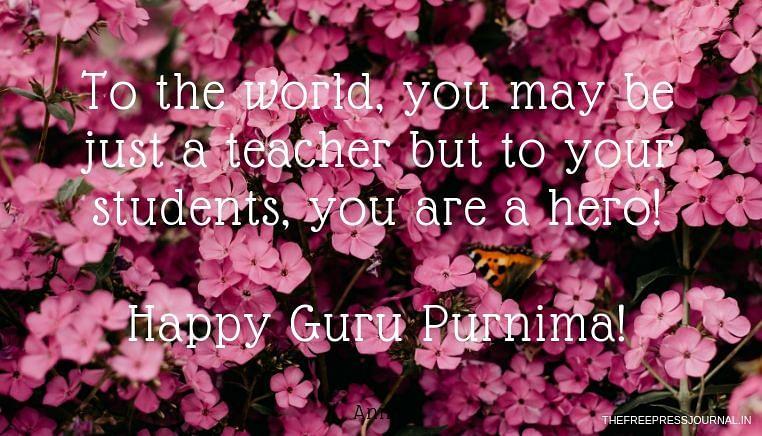 Guru Purnima Message